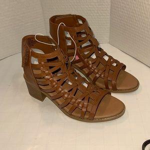 NWOT Mia Dress Sandals, Big Girl Size 4